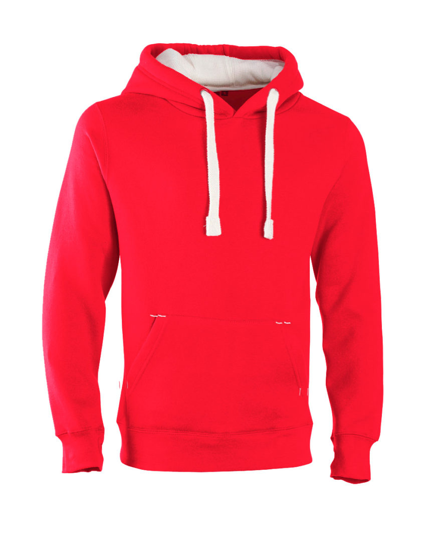 Red And White Hoodie Photo Album - Reikian
